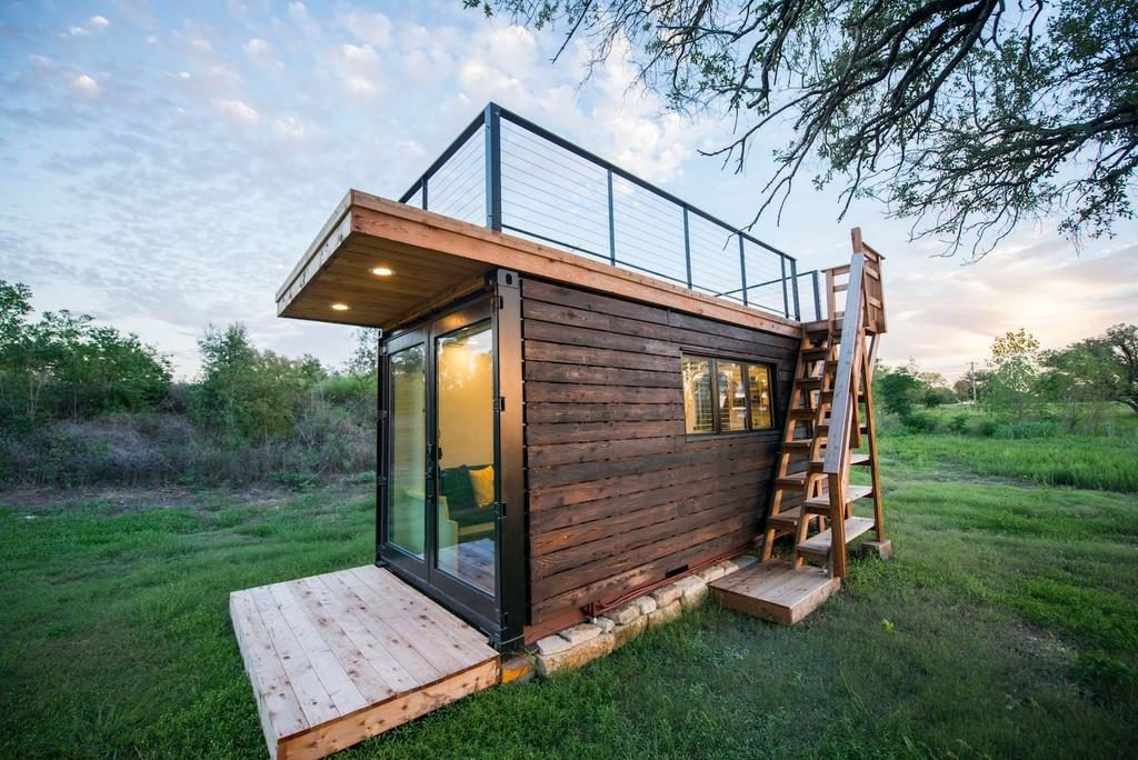 tiny cabins for rent