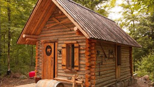 Building your own Small Cabin