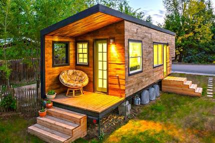 Find Your Cool Tiny House Plans