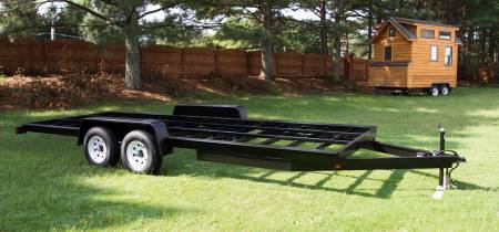 Trailers to Buy for a Tiny House