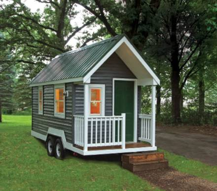 Where to Look for Custom Tiny Homes