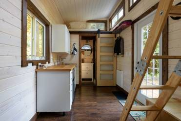 Best 400 Square Feet Tiny Homes